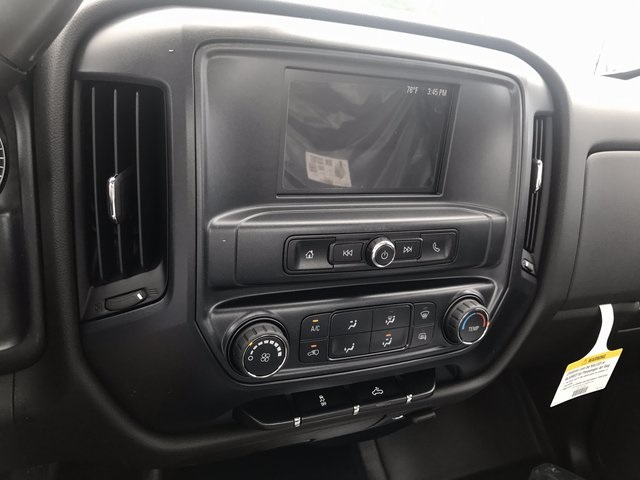 2017 Silverado 3500 Regular Cab 4x4, Cab Chassis #C17941 - photo 8