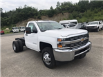 2017 Silverado 3500 Regular Cab 4x4, Cab Chassis #C17941 - photo 1