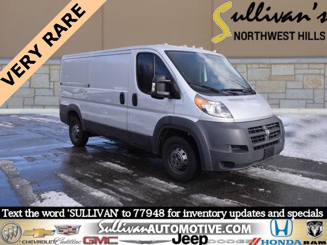 2014 ProMaster 1500 Low Roof, Cargo Van #X17427B - photo 3