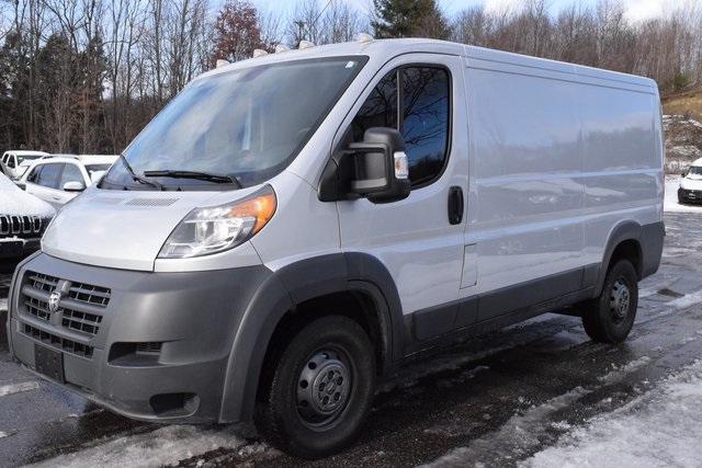 2014 ProMaster 1500 Low Roof, Cargo Van #X17427B - photo 10