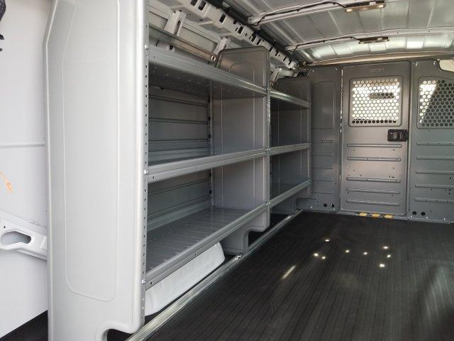2018 Savana 2500 4x2,  Adrian Steel Upfitted Cargo Van #J1341190 - photo 1