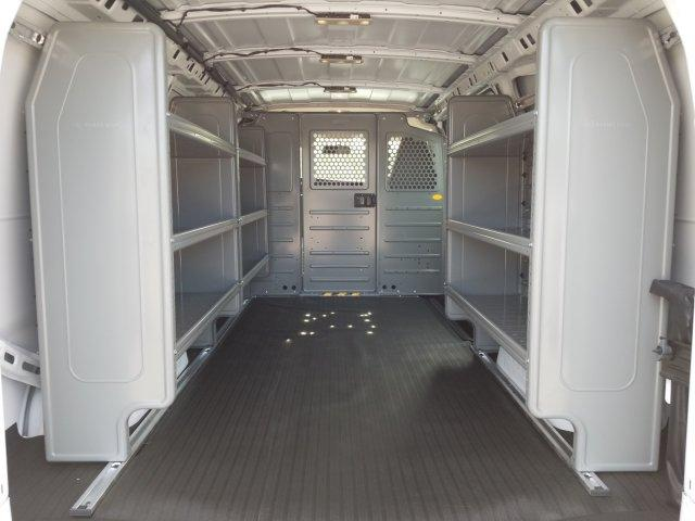 2018 Savana 2500 4x2,  Adrian Steel Upfitted Cargo Van #J1341571 - photo 1
