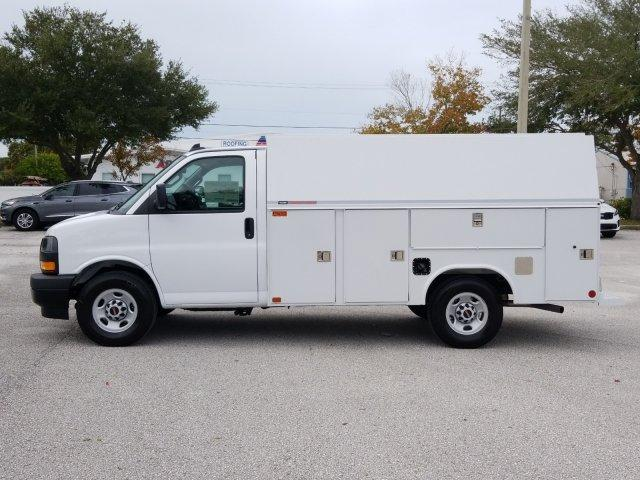 2019 Savana 3500 4x2,  Reading Service Utility Van #KN002112 - photo 5