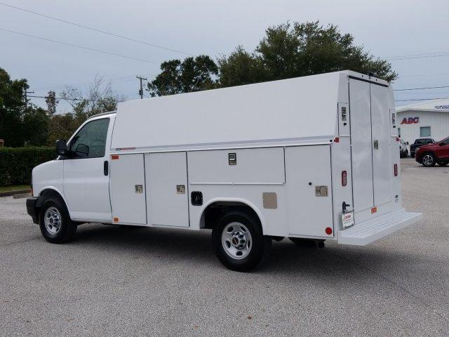 2019 Savana 3500 4x2,  Reading Service Utility Van #KN002112 - photo 6
