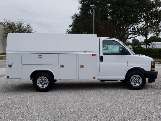 2019 Savana 3500 4x2,  Reading Service Utility Van #KN002112 - photo 8
