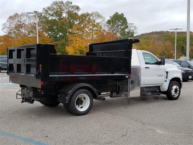 2019 Silverado 6500 Regular Cab DRW 4x2,  Dump Body #E6541 - photo 1