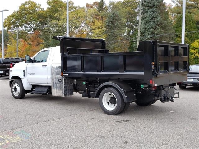 2019 Silverado 6500 Regular Cab DRW 4x2,  Dump Body #E6541 - photo 4