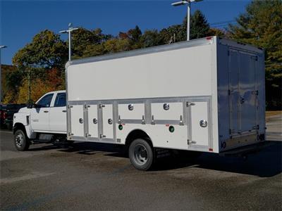 2019 Chevrolet Silverado 5500 Crew Cab DRW 4x4, Dejana DuraBox Dry Freight #E6586 - photo 4