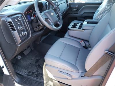 2019 Chevrolet Silverado 5500 Crew Cab DRW 4x4, Dejana DuraBox Dry Freight #E6586 - photo 7