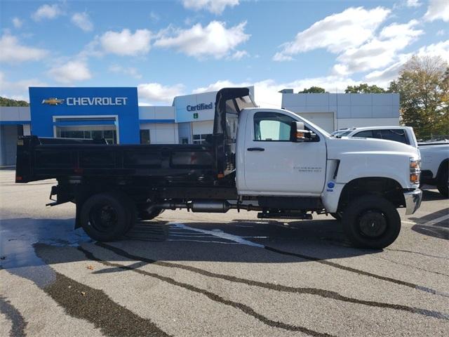 2019 Silverado Medium Duty Regular Cab DRW 4x4,  Rugby Eliminator LP Steel Dump Body #E6867 - photo 3