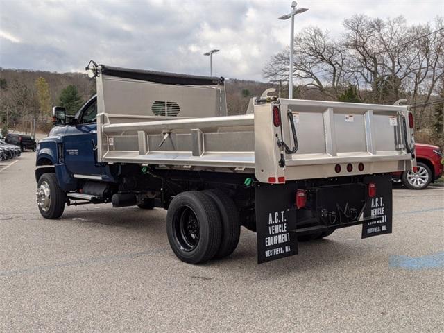 2020 Chevrolet Silverado 5500 Regular Cab DRW 4x4, Rugby Dump Body #F7104 - photo 4