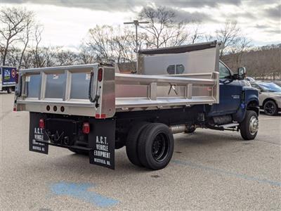 2020 Chevrolet Silverado 5500 Regular Cab DRW 4x4, Rugby Dump Body #F7104 - photo 2