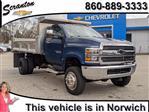 2020 Chevrolet Silverado 5500 Regular Cab DRW 4x4, Rugby Dump Body #F7104 - photo 1