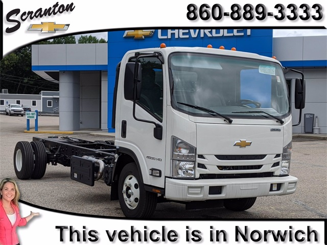 2020 Chevrolet LCF 4500HD Regular Cab 4x2, Cab Chassis #F7282 - photo 1