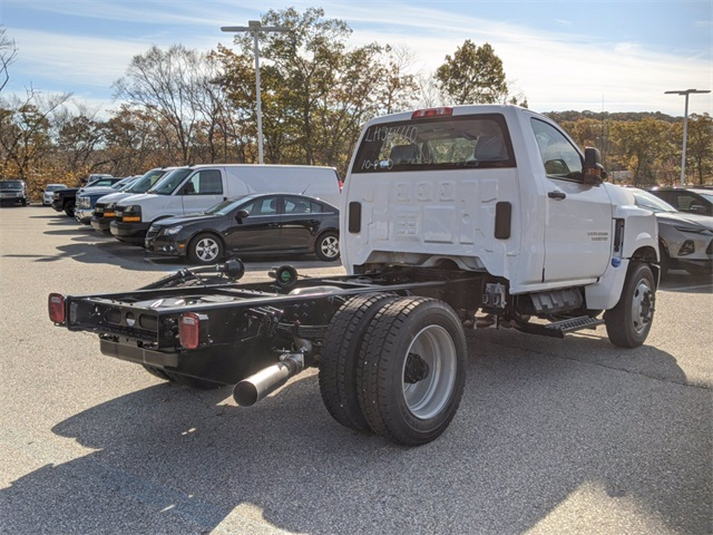 2020 Chevrolet Silverado Medium Duty Regular Cab DRW 4x2, Cab Chassis #F7488 - photo 1