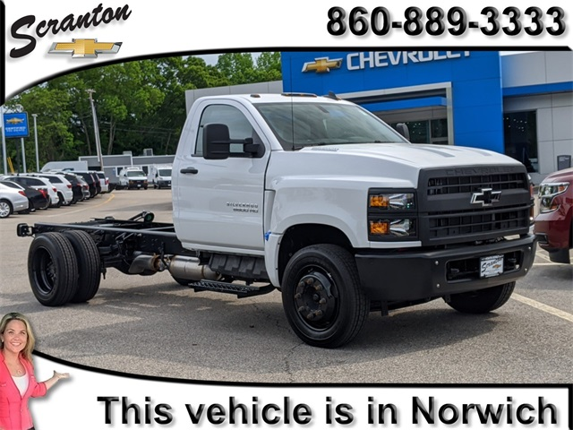 2020 Chevrolet Silverado Medium Duty Regular Cab DRW 4x2, Cab Chassis #SF7163 - photo 1