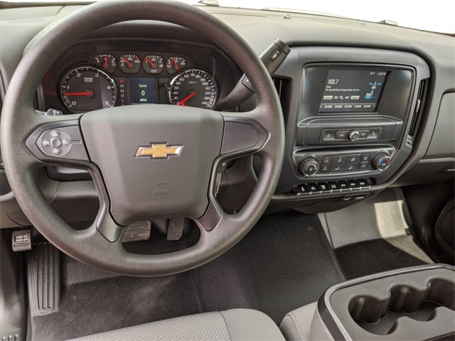 2020 Chevrolet Silverado Medium Duty Regular Cab DRW 4x2, Cab Chassis #SF7163 - photo 8