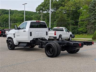2020 Chevrolet Silverado Medium Duty Regular Cab DRW 4x2, Cab Chassis #SF7163 - photo 4