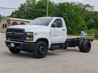 2020 Chevrolet Silverado Medium Duty Regular Cab DRW 4x2, Cab Chassis #SF7163 - photo 5