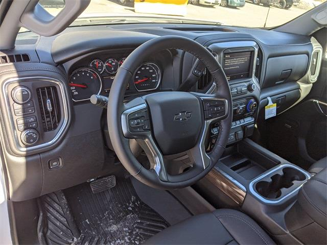 2021 Chevrolet Silverado 1500 Crew Cab 4x4, Pickup #SG7656 - photo 7