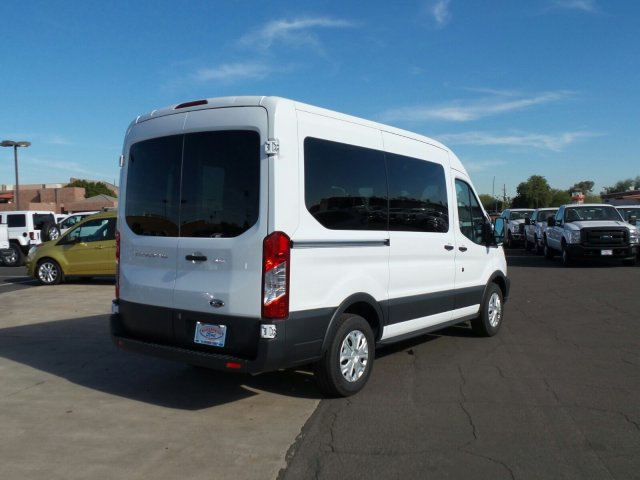 2016 Transit 150 Medium Roof, Passenger Wagon #166591 - photo 5