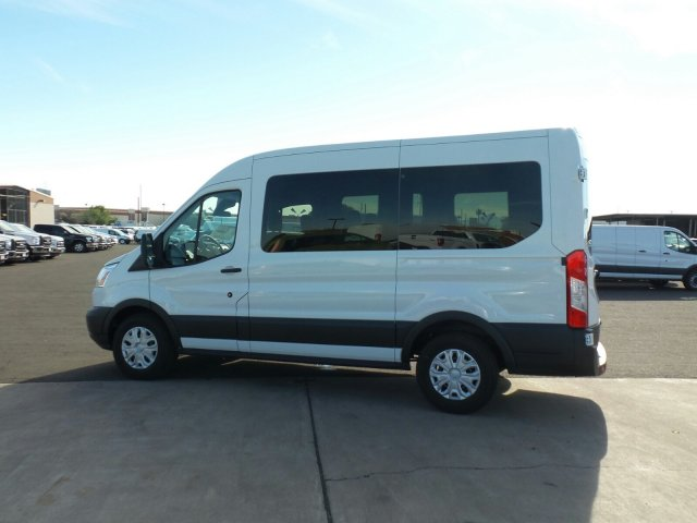 2016 Transit 150 Medium Roof, Passenger Wagon #166591 - photo 7