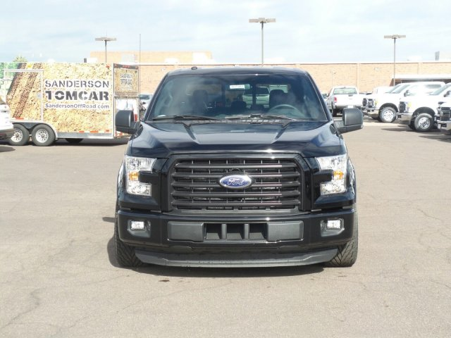 2016 F-150 SuperCrew Cab, Pickup #167502 - photo 8