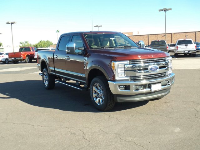 2017 F-350 Crew Cab 4x4, Pickup #176036 - photo 3