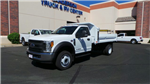 2017 F-550 Regular Cab DRW 4x2,  Crysteel Dump Body #176214 - photo 1
