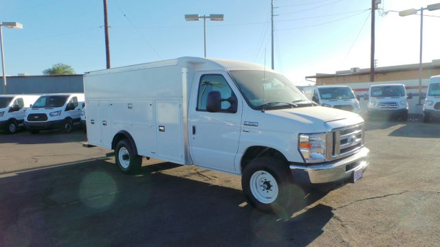 2017 E-350, Supreme Service Utility Van #176245 - photo 4