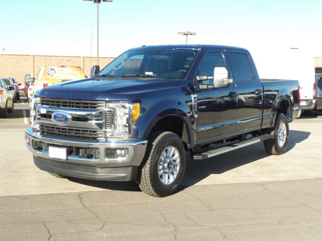 2017 F-250 Crew Cab 4x4, Pickup #176423 - photo 1