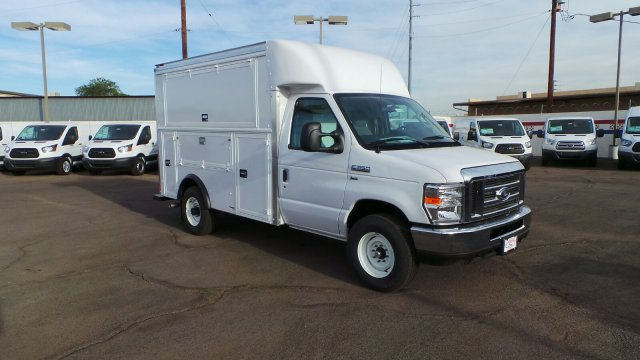 2017 E-350, Supreme Service Utility Van #176456 - photo 4