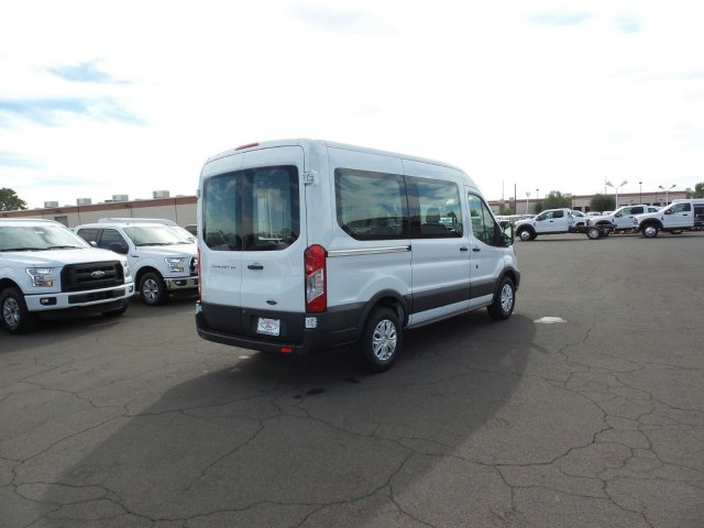 2017 Transit 150 Medium Roof, Passenger Wagon #177316 - photo 5