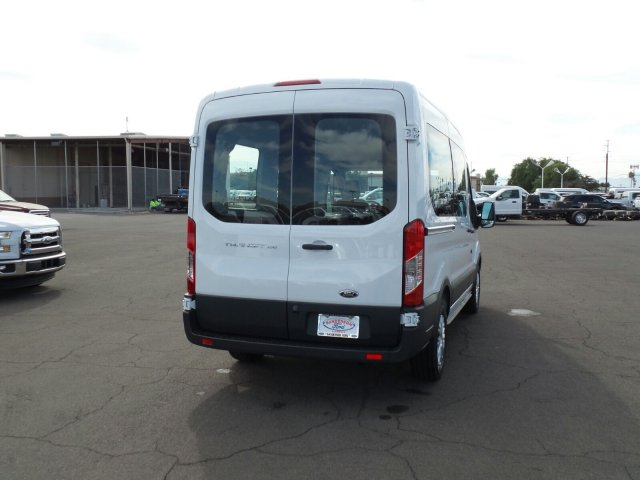 2017 Transit 150 Medium Roof, Passenger Wagon #177316 - photo 6