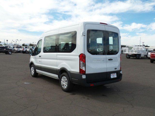 2017 Transit 150 Medium Roof, Passenger Wagon #177316 - photo 2