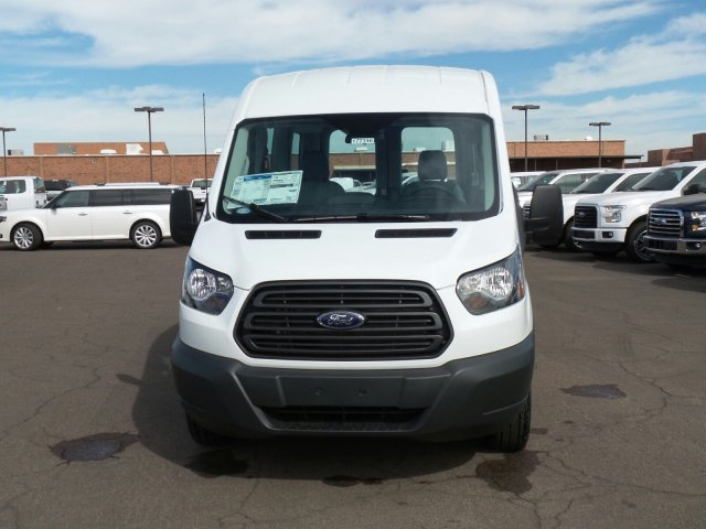 2017 Transit 150 Medium Roof, Passenger Wagon #177316 - photo 8
