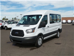 2017 Transit 150 Medium Roof, Passenger Wagon #177316 - photo 1