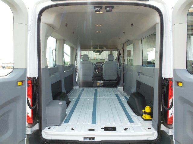 2017 Transit 150 Medium Roof, Cargo Van #177317 - photo 10