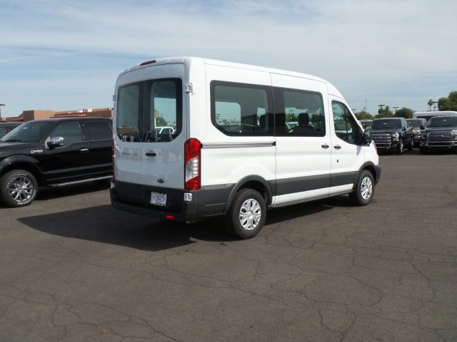 2017 Transit 150 Medium Roof, Cargo Van #177317 - photo 5