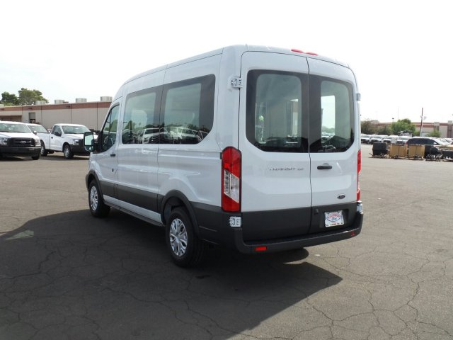 2017 Transit 150 Medium Roof, Cargo Van #177317 - photo 2