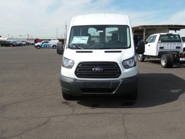 2017 Transit 150 Medium Roof, Cargo Van #177317 - photo 8