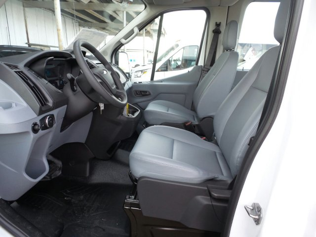 2017 Transit 150 Medium Roof, Cargo Van #177317 - photo 9