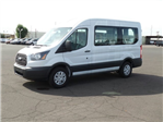 2017 Transit 150 Medium Roof, Cargo Van #177317 - photo 1