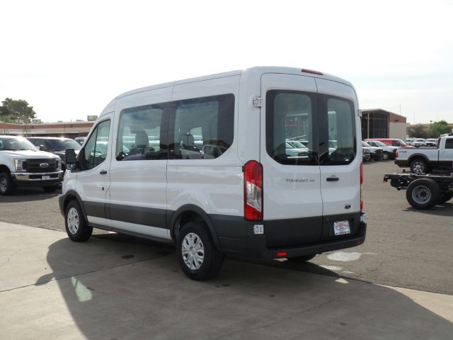 2017 Transit 150 Medium Roof, Cargo Van #177319 - photo 2