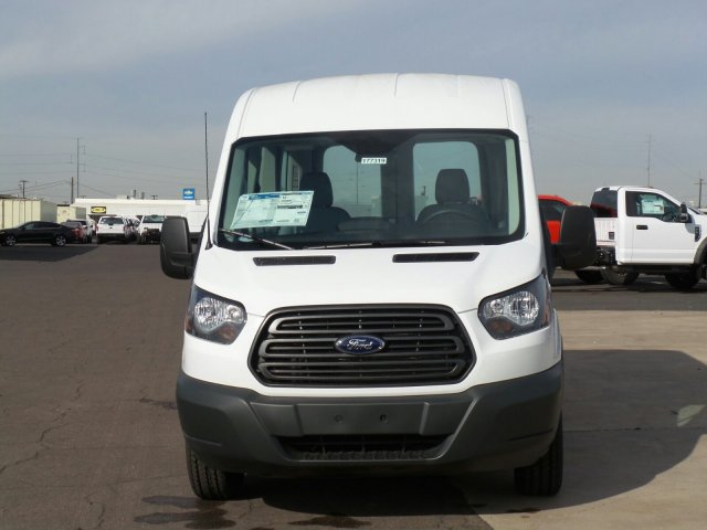 2017 Transit 150 Medium Roof, Cargo Van #177319 - photo 8
