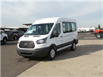 2017 Transit 150 Medium Roof, Cargo Van #177319 - photo 1