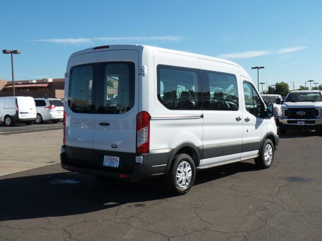 2017 Transit 150 Medium Roof, Cargo Van #177351 - photo 5