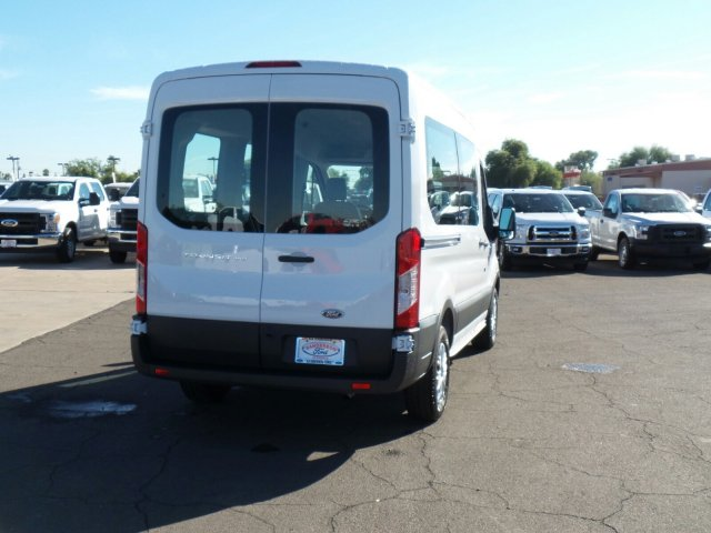 2017 Transit 150 Medium Roof, Cargo Van #177351 - photo 6