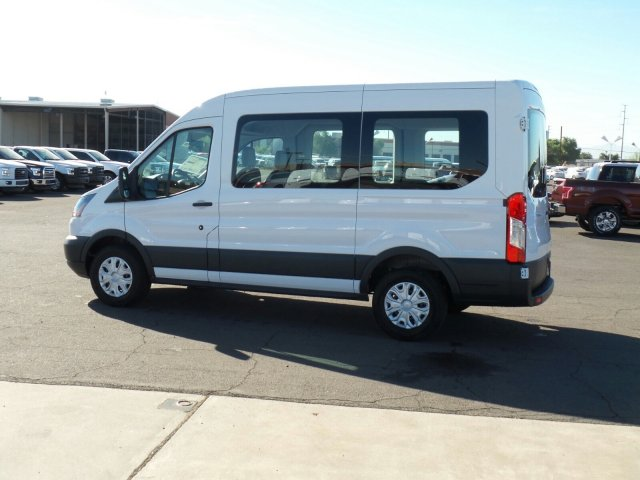 2017 Transit 150 Medium Roof, Cargo Van #177351 - photo 7