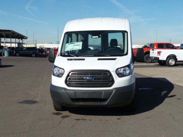 2017 Transit 150 Medium Roof, Cargo Van #177351 - photo 8